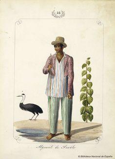 Alguacil de Pueblo. Lozano, José Honorato 1821- — Dibujo — 1847 Arte Filipino, Filipino Culture, Philippine Mythology, Philippine Art, Philippines Fashion, Philippines Culture, Manila, Baybayin, Filipino Fashion