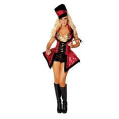 Sexy Bridget Ringmaster Adult Costume. #halloween #costume