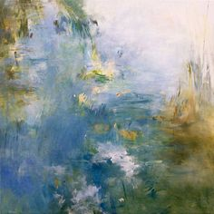 Artist's Statement: Peggy Gyulai on Painting to Music - in Front of an Audience This is exactly how my routine of digital paintings happen. I must always listen to music while I paint. One goes with the other and without one; things fall apart. Regards, ~ Holley Jacobs #art #artists #painting