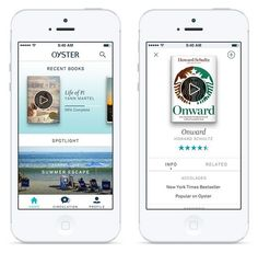 Oyster: All You Can Read For $9.95