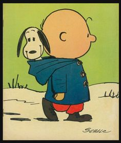 Snoopy and Charles we <3 you
