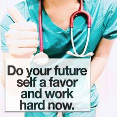 Do yourself a favor and work hard now. #motivation #premed #mcat