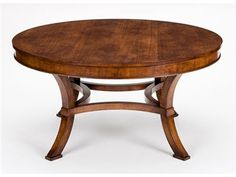 Shop for MacRae Ruskin Dining Table, 154, and other Dining Tables at Lee Jofa New in New York, NY. Shown in cherry.