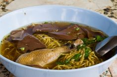 Indiana: Duck Soup from The 50 Soups of America