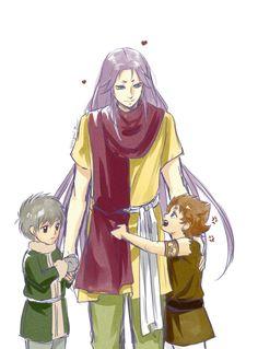 Kid, Mü and Kiki