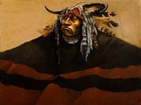 Crow Warrior by Paul Pletka kK