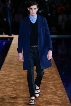Prada Spring 2015 Menswear Fashion Show - Rhys Pickering