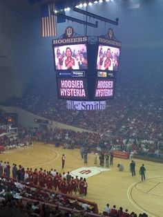 Assembly Hall - Any college basketball fan should watch a game in the state that treasures basketball
