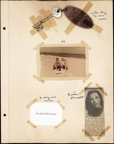 "really amazing book about the history of vintage scrapbooks. ""Scrapbooks: An American History"" by Jessica Helfand"