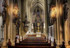 Maria am Gestade, Catholic Church, Vienna, Austria | by pedro lastra