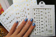 Flash Tattoos Aufkleber für Nägel