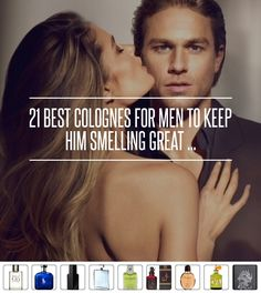 8. Liz Claiborne – Curve - 21 Best Colognes for Men to Keep Him Smelling Great ... → Perfumes
