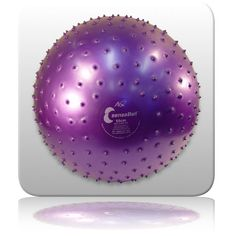 SensaBall - 55cm Purple Hip Dysplasia Baby, Special Needs Toys, Medicine Ball, Toys Australia, Exercise, Workout Fitness, Purple, Health, Tools