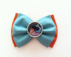 Peter Pan's Neverland Mermaid Disney Hair Bow