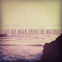 """Trecho de """"Oceans"""", canção de """"Zion"""", novo álbum de Hillsong United.. #2013"""