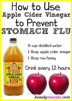 Discover how to use apple cider vinegar to prevent stomach flu in this article! Stomach flu is a horrible thing to deal with especially if you or your family members have been exposed to it. There are lots of home remedies that are said to prevent the stomach flu when someone around you has it. …