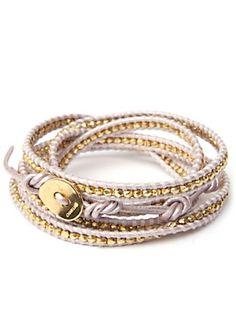 chan luu wrap bracelets~$295
