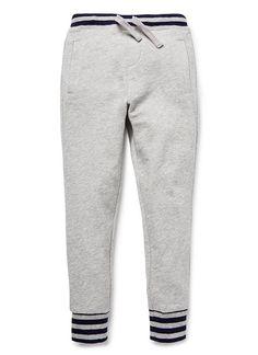 Boys Pants | Contrast Pocket Track Pants | Seed Heritage