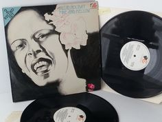 BILLIE HOLIDAY fine and mellow, double album, CR139 - JAZZ, BLUES, Jazz-rock-prog, nearly jazz and nearly blues!