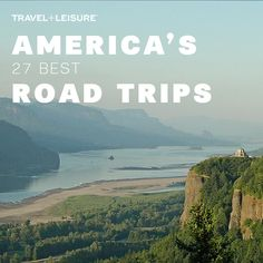 Road-tripping is an all-American pastime. These drives feature spectacular landscapes, roller-coaster-worthy dips and bends, and wildlife spotting (look out for bald eagles and nesting peregrine falcons along Maine's Acadia All-American Road). For each trip, we've included a can't-miss stop along the route, perfect for stretching your legs while absorbing splendor—and quirks—of your surroundings.