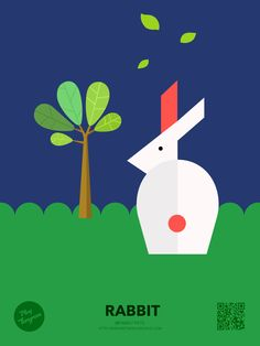 Cute Family pets Education puzzle_rabbit #playtangram #craft #color #kid