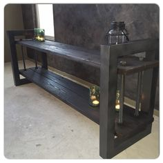 Hey, I found this really awesome Etsy listing at https://www.etsy.com/listing/230953657/lockharrt-shelving-accent-table
