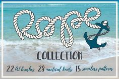 Rope Collection by Anastasiia Macaluso on @creativemarket
