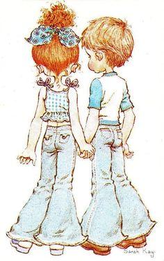 Sarah Kay - couple