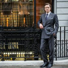 Colin Firth  www.facebook.com/ColinFirthAddicted  #colinfirth #kingsman #thesecretservice