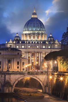 Basilica di San Pietro - Roma (Antonio Gaudencio)