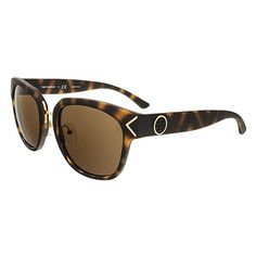 d7b6de5642 Tory Burch Matte Brown Square Sunglasses. Free shipping and guaranteed  authenticity on Tory Burch Matte Brown Square Sunglasses at Tradesy. Show  your love ...