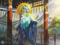 Tear of Amaterasu , Hai Hoang on ArtStation at https://www.artstation.com/artwork/60xRO