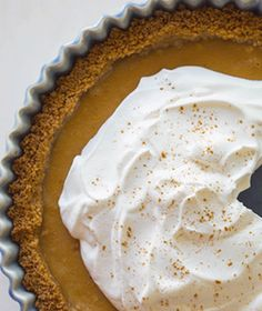 Sunday activity: Make your own butternut squash pie! (Photo: Spoon Fork Bacon)