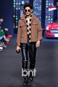 박형섭 Park Hyeong Seop [Beyond Closet / 비욘드 클로젯] Seoul Fashion Week 2015 F/W Photo From Bntnews