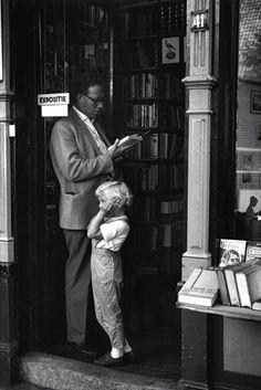 Amsterdam 1964 Photo: Leonard Freed