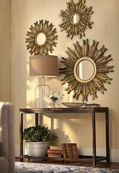 Sometimes, one mirror just isn't enough. HomeDecorators.com
