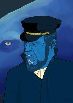 Captain Ahab, Comic Styles, Master Chief, Facebook, Comics, Artist, Fictional Characters, Inspiration, Biblical Inspiration