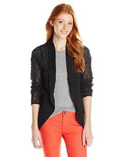 Roxy Juniors Sea Of Love Knit Cardigan Sweater #CardiganSweater   Womens Fashion Fair