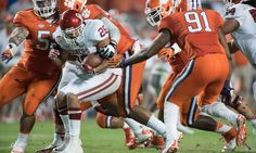 Clemson's Austin Bryant has screw inserted in his foot = One of Clemson's better returning defensive lineman, Austin Bryant, will be out for the rest of the fall camp and possibly the beginning of the season with a broken bone in his foot.  As Dan Hope of Orange and White reported on.....
