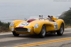 Ferrari 250 TR (Chassis 0724TR - 2014 Pebble Beach Concours d'Elegance) High Resolution Image