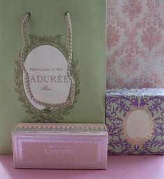 Laduree Packaging