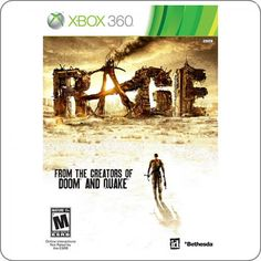 Xbox 360 Rage R$119.90