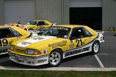GT Fox Body Mustang