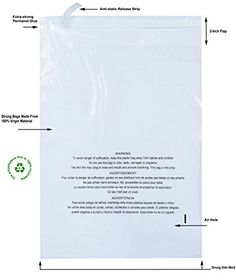 200 6X9 Self Seal Clear Poly Bags with Suffocation Warnin... https://www.amazon.com/dp/B06XB18PW5/ref=cm_sw_r_pi_dp_x_pHnXybB5NEVNH