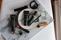 All my lovely make-up products for a natural flawless day make-up. Makeup News, Hair Dryer, Make Up, Natural, Products, Dryer, Makeup, Beauty Makeup, Nature