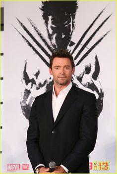 Hugh Jackman: 'Wolverine' Japan Premiere! | hugh jackman wolverine japan premiere 14 - Photo