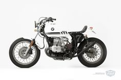 "Bmw R100 ""Tracker"" by Fuel Bespoke Motorcycles"