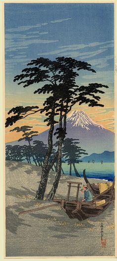 JAPAN PRINT GALLERY: Mount Fuji