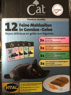 Norma : Cat Bonbon 12 feine Mahlzeiten in Gemüse-Gelee | Dinky Predators