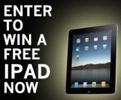 Enter to Win a NEW iPad